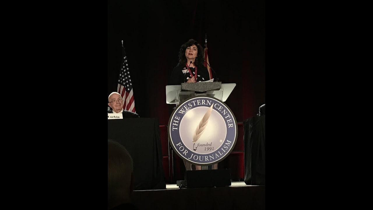 Cheryl Todd Speaking At The Western Conservative Conference in AZ