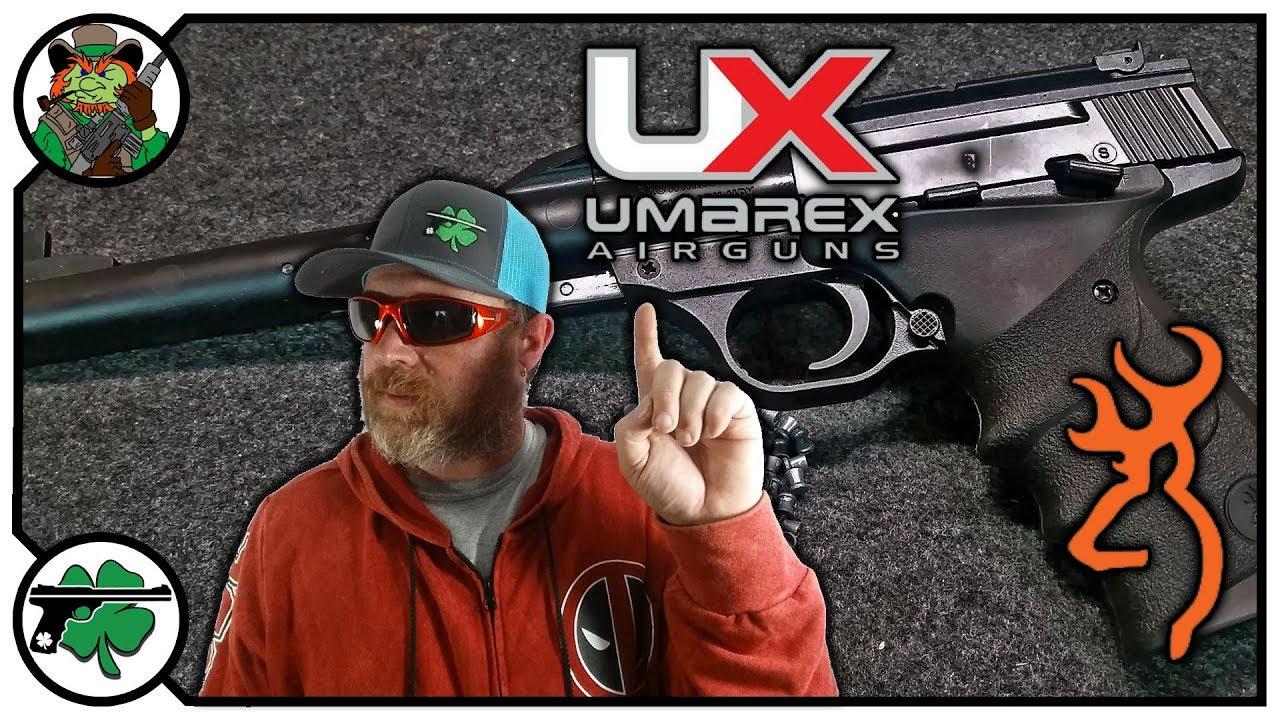 Umarex Buckmark Air Pistol Quick Review