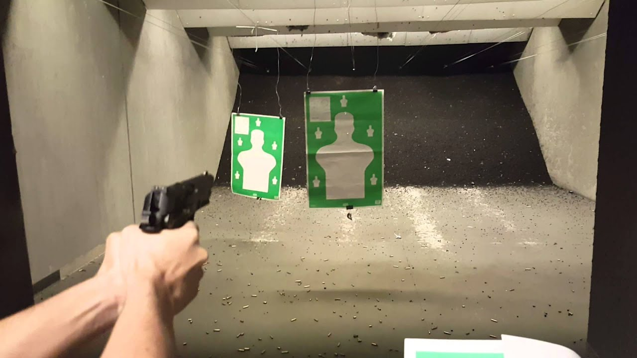 CJ at the range. Short video