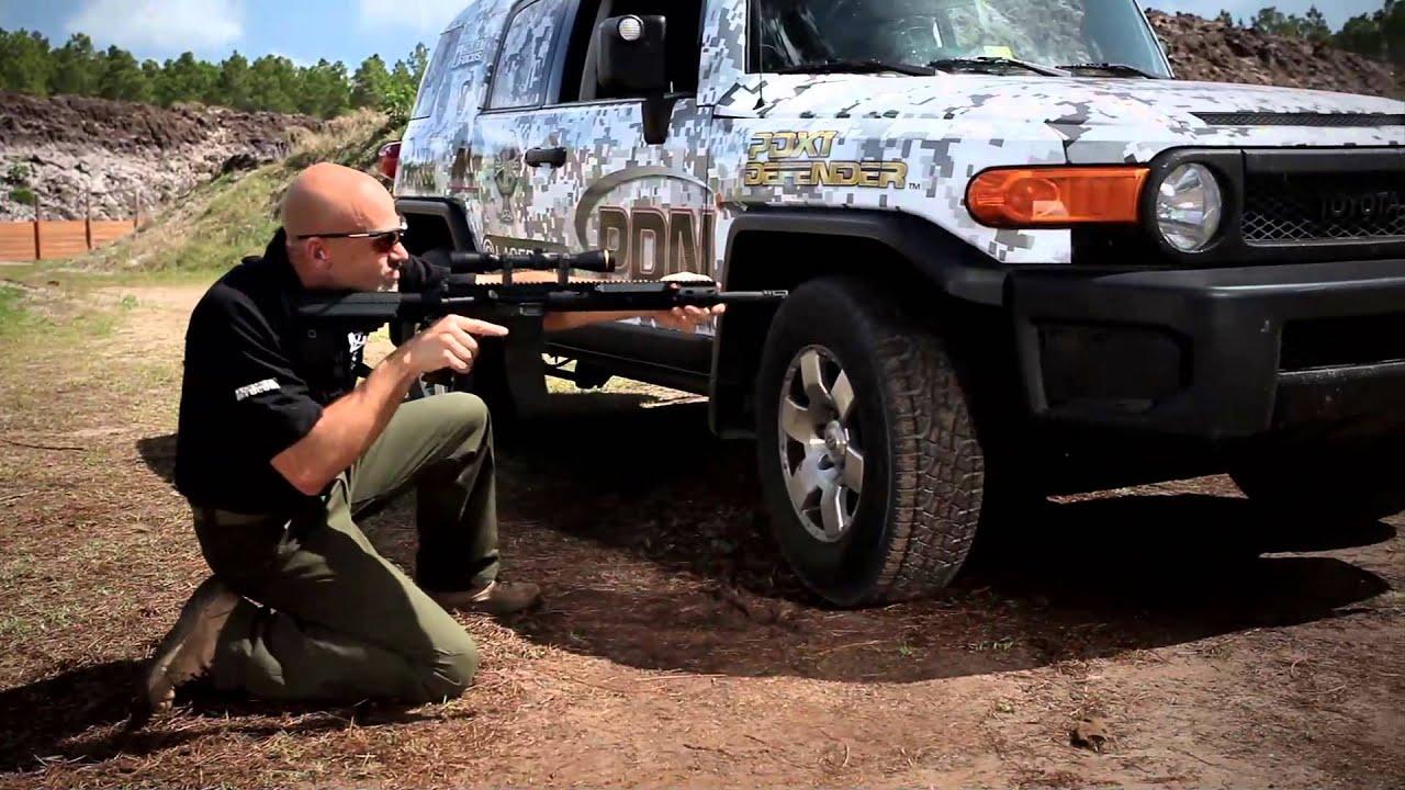2012 Daniel Defense Video Series: Using Vehicles as Cover