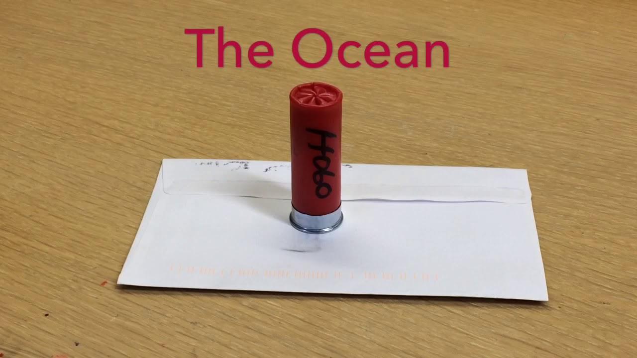 Got a dear Jim  letter from Ocean374