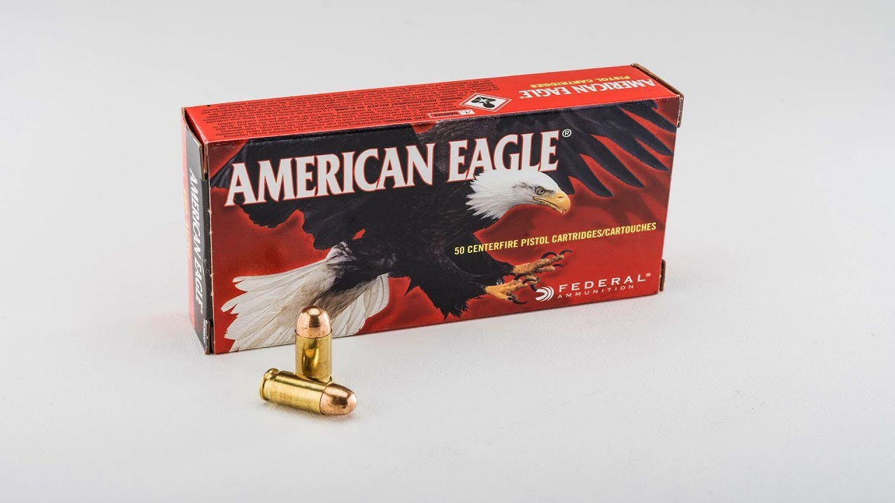 Federal Practice and Defend Ammo Packs #185