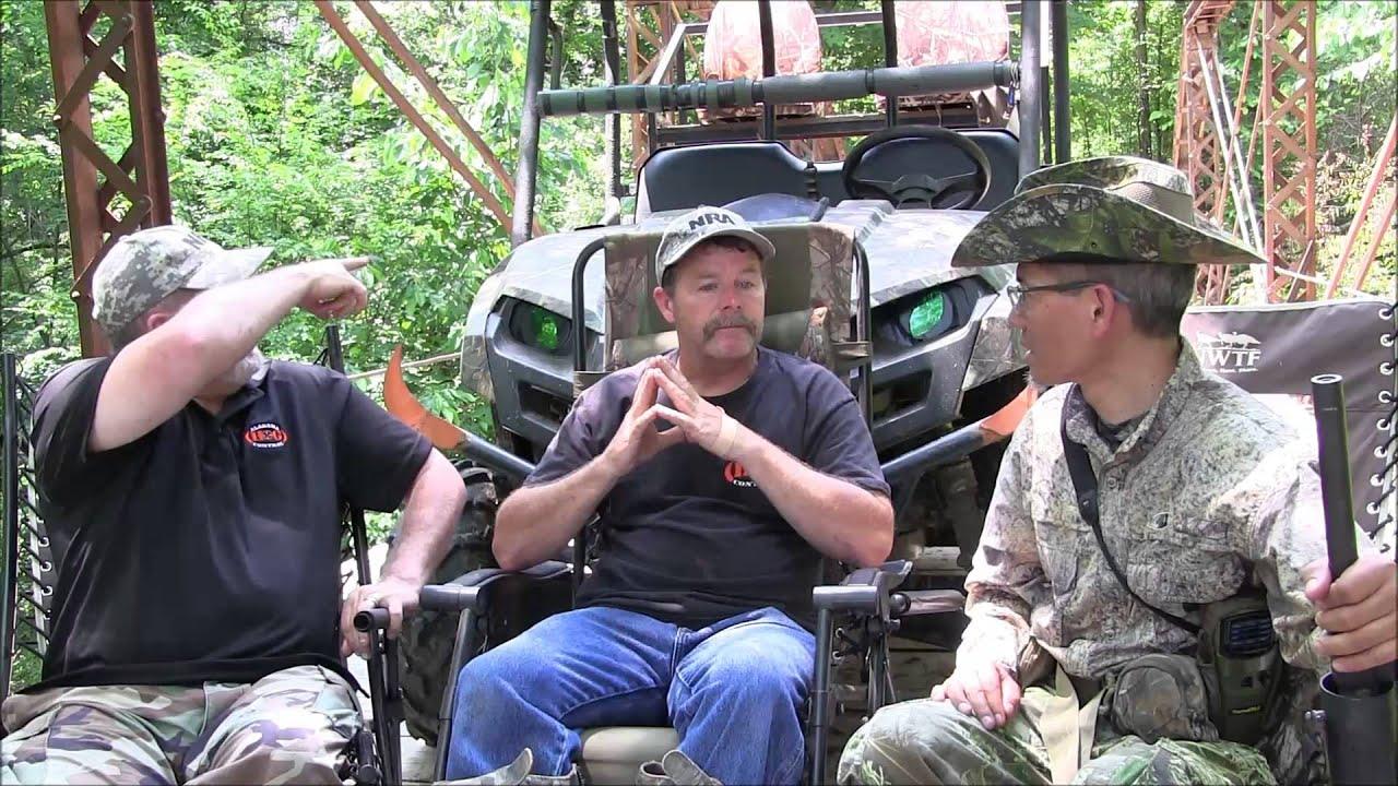 Alabama Hog Control and Archersparadox2020 The Bridge Part IV Hog Methods 1 Memorial Day Wee