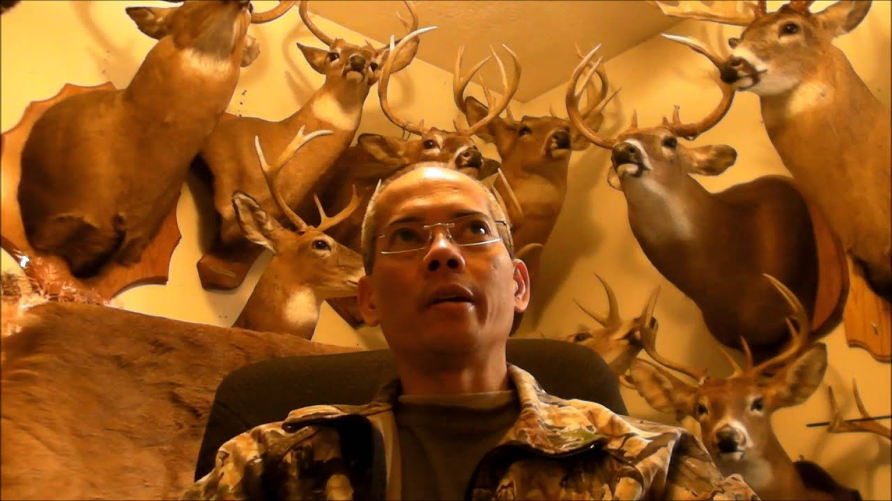 Hunters Are Trophy Hunters Bow Hunting in Ohio