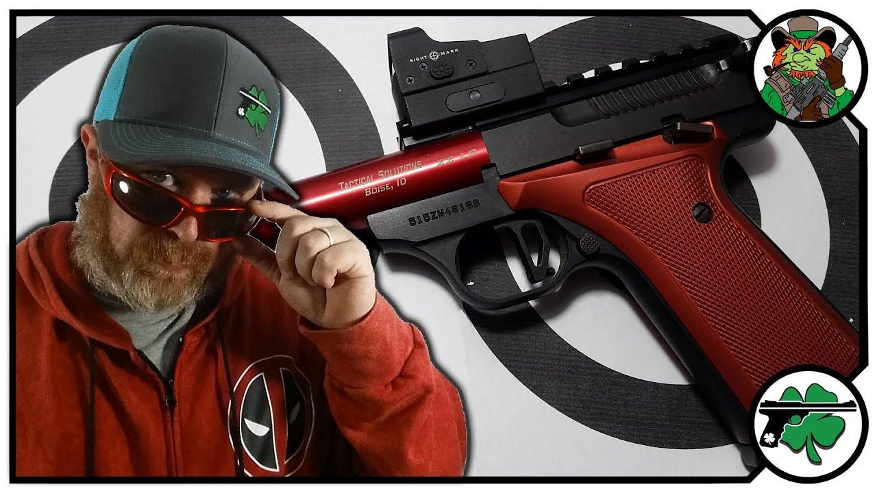 5 BASIC Tips For Precision Pistol BEGINNERS!