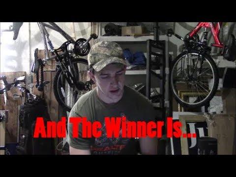 1000 Subscriber Giveaway Winner!