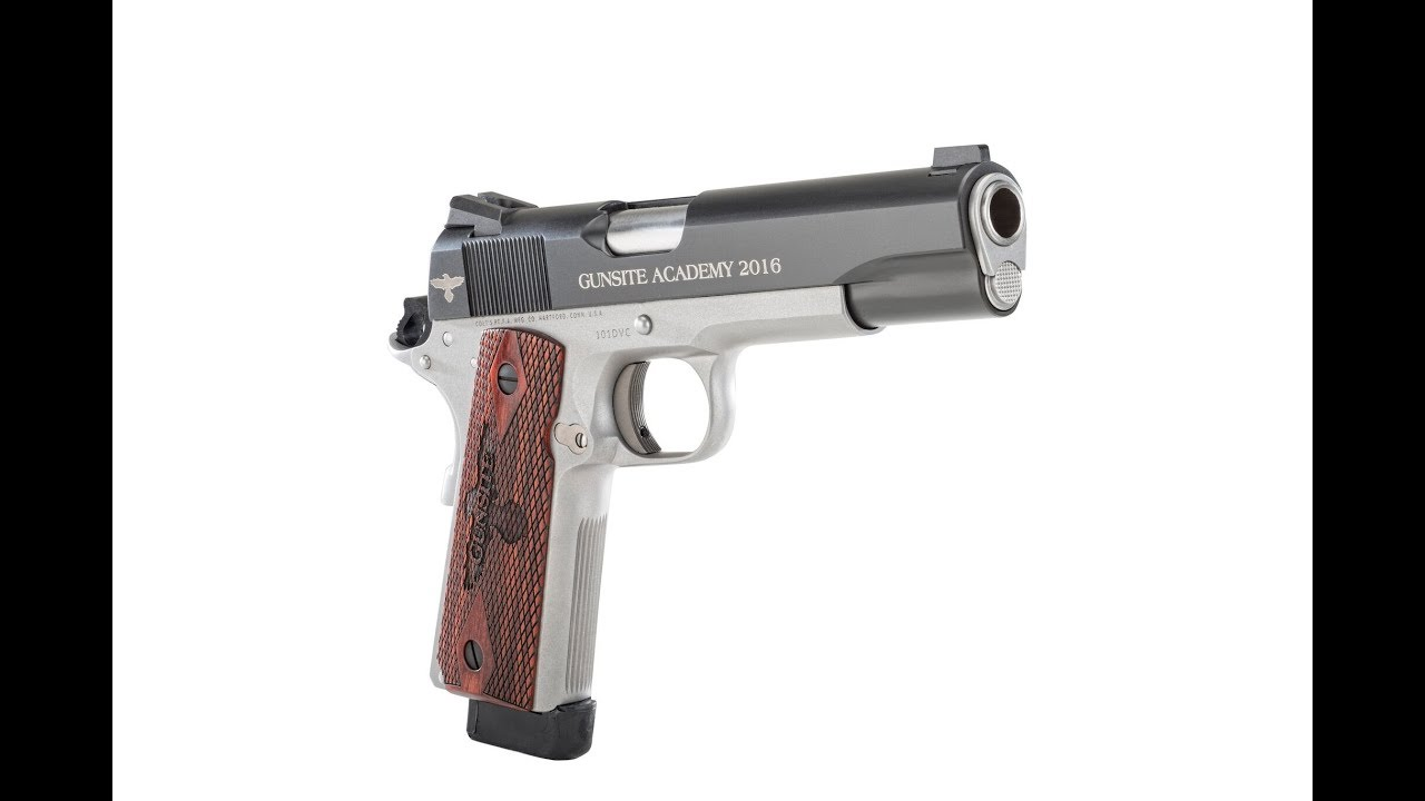 Are Full Length Guide Rods Necessary on a 1911?? #456