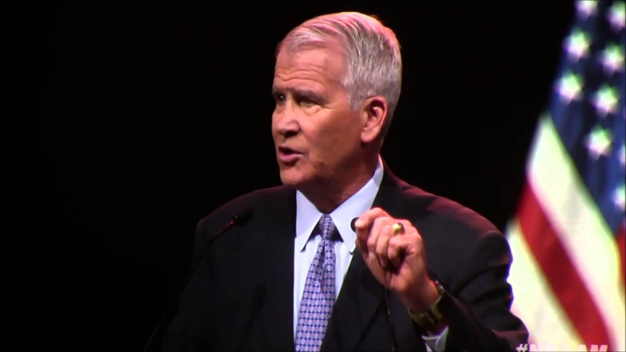 2014 National Rifle Association Stand and Fight Rally Lt Colonel Oliver North