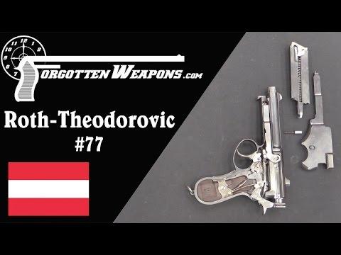 Roth-Theodorovic Prototype Pistol