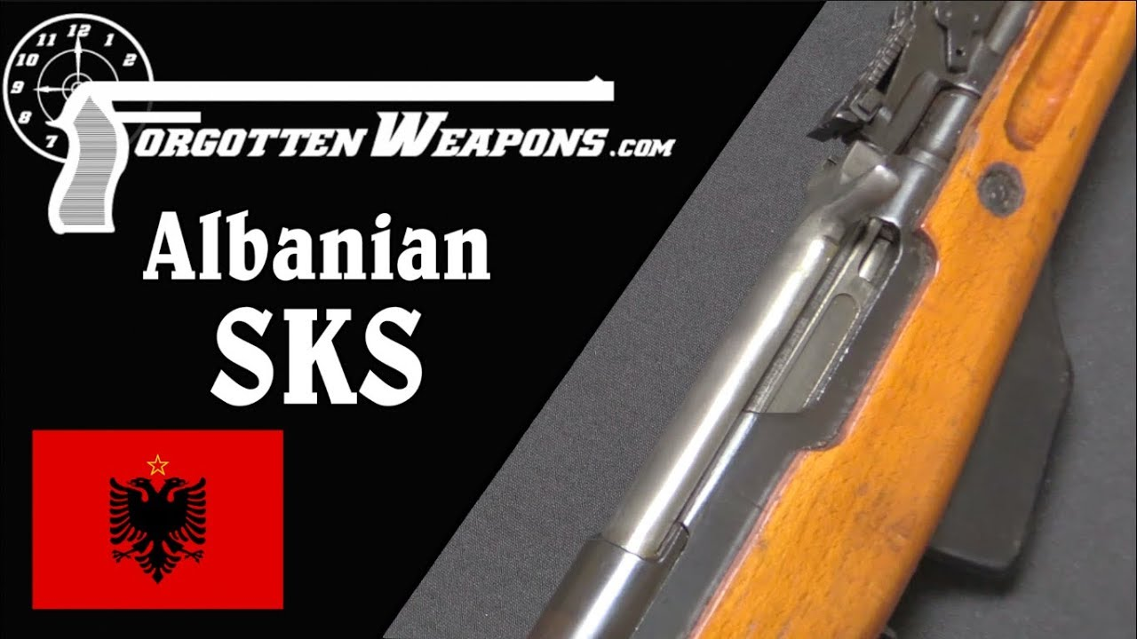 The Albanian SKS: A Few Different Details