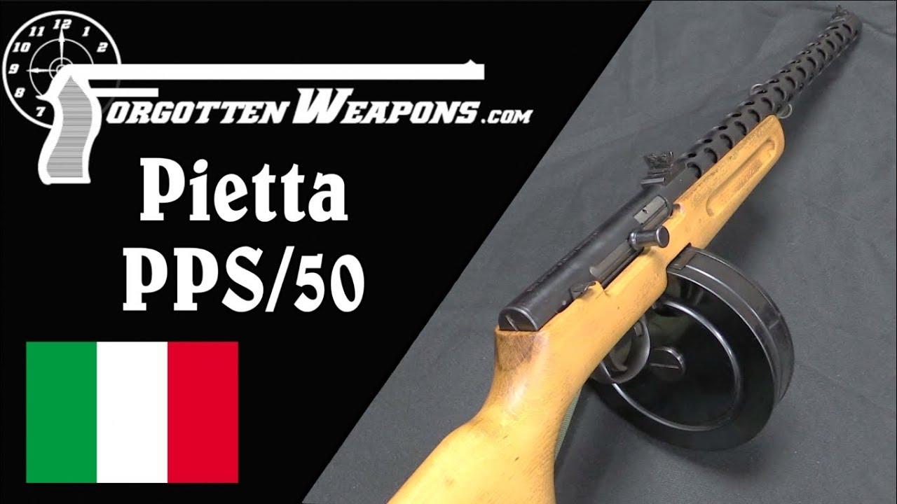 Pietta's PPS/50 - A Popular PPSh Plinker