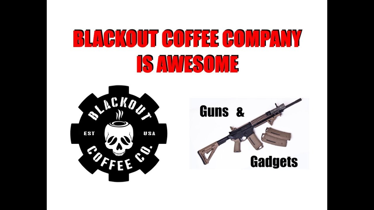 Blackout Coffee is AMAZING!