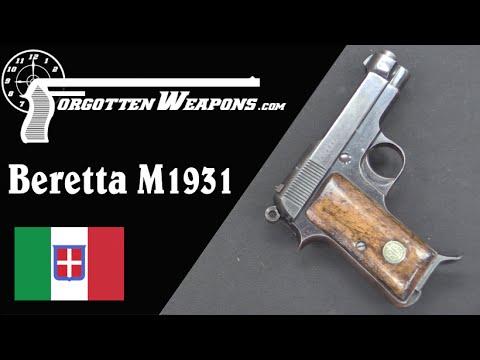 Beretta Model 1931