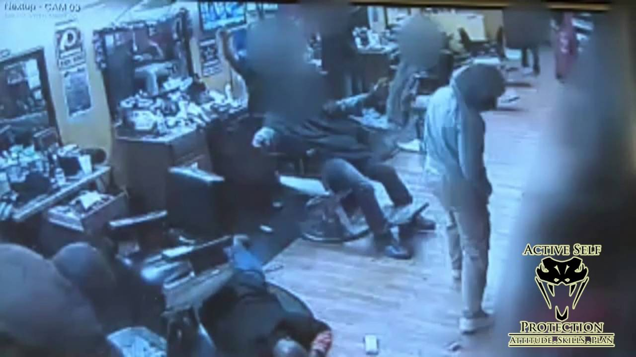 Concealed Carrier Turns the Tables on Armed Robbers