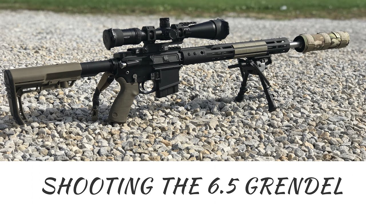 6.5 Grendel Shooting | AR 15 | Ruger 243 | 22lr Long Range Shooting