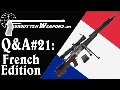 Q&A 21: French Edition
