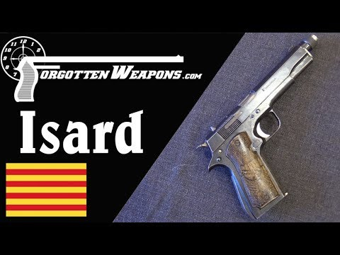 Catalonia's Attempt at a Pistol: the Blowback Isard