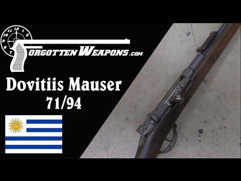 Uruguay's Forgotten Mauser - The Dovitiis