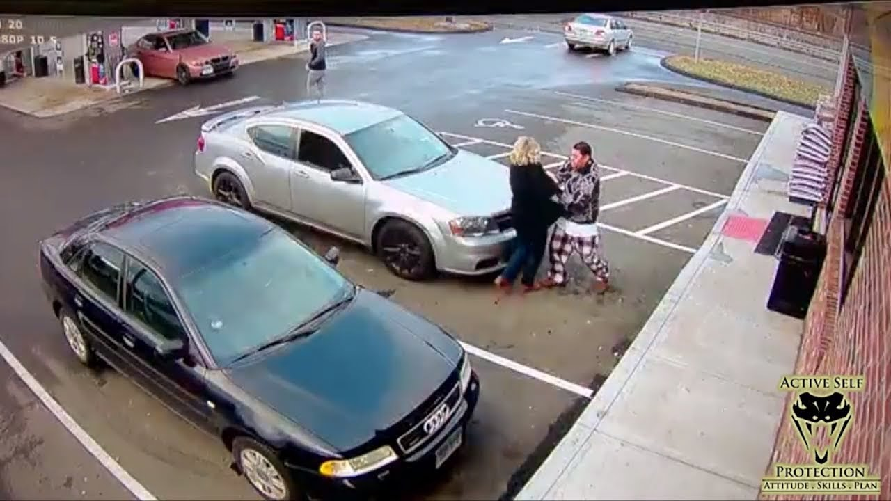 Two Crazy Carjacking Attempts in Connecticut Back to Back | Active Self Protection