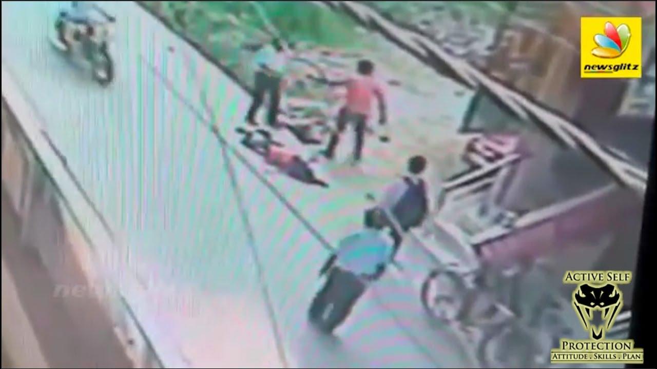 Stalker Brutally Attacks His Victim