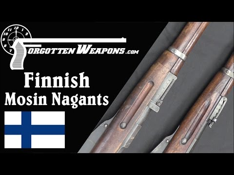 Finnish Mosin Nagant Overview (M91/24, M27, M28, M28/30, M39)
