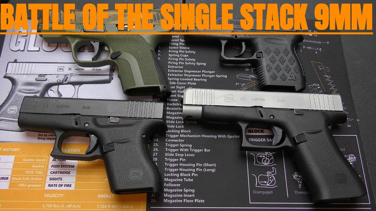 BATTLE OF THE SINGLE STACK 9MM