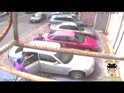 Kidnapping by Multiple Attackers Caught on Camera | Active Self Protection