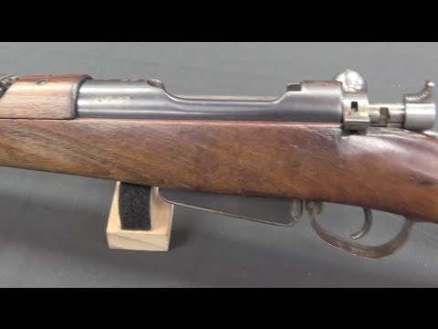 Swiss Model 1893: A Mannlicher Cavalry Carbine