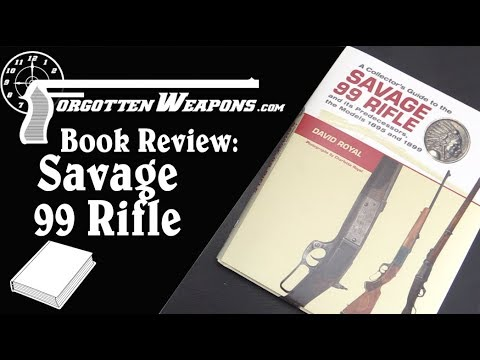 Book Review: Collector's Guide to the Savage 99 Rifle