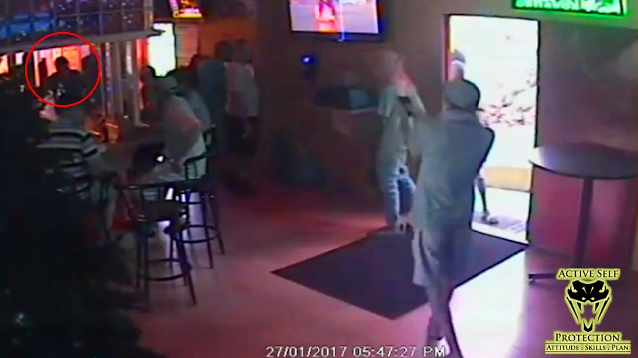 Armed Owner Ruins Armed Robbers Day   Active Self Protection