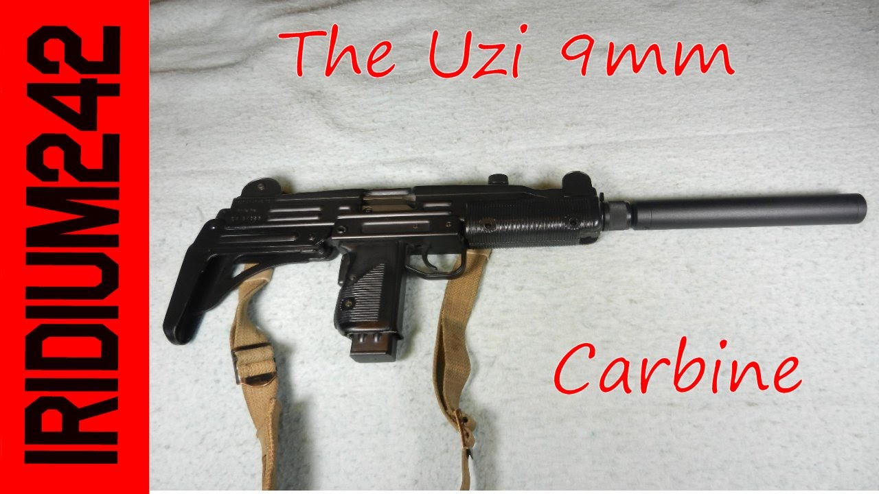 The Uzi! Some History and Breakdown
