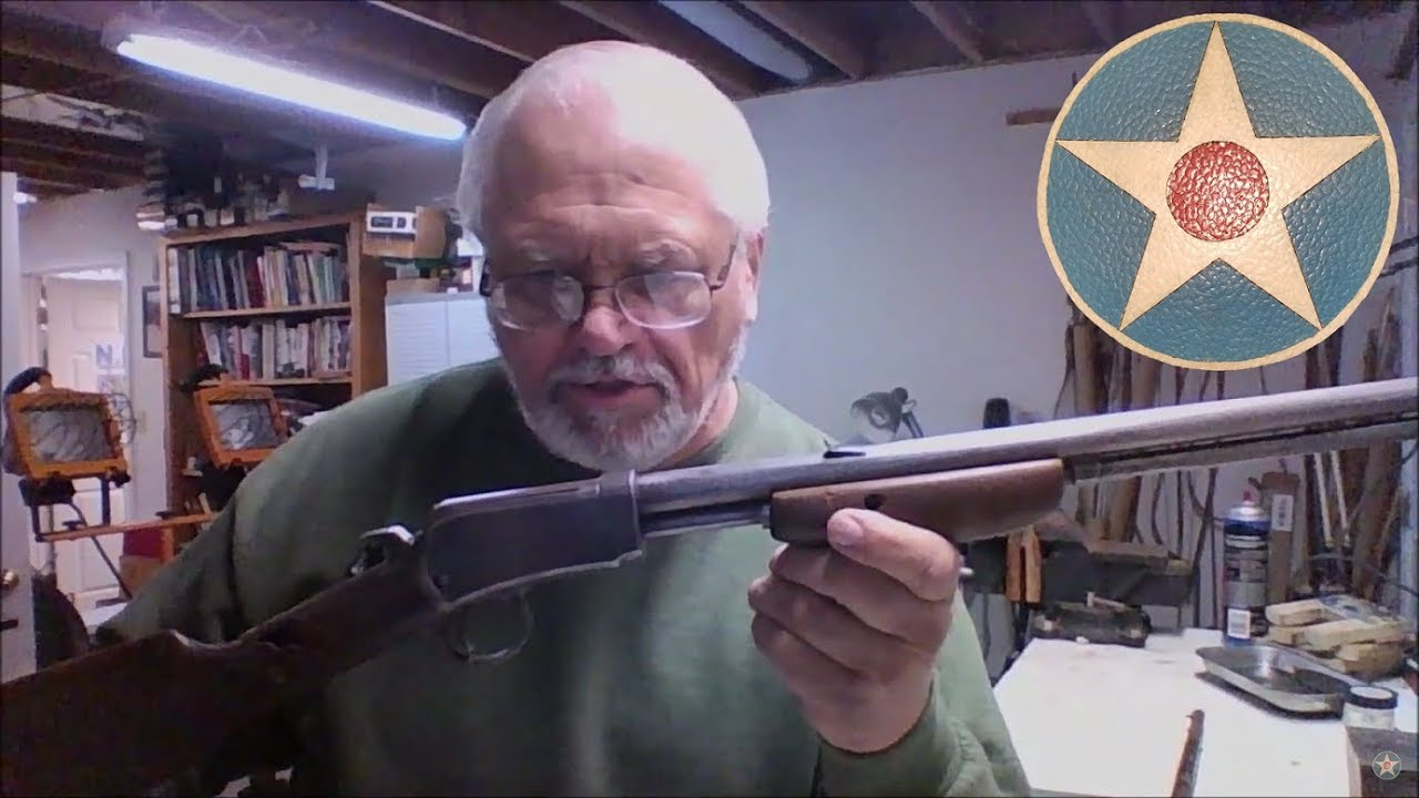 The Old Gunsmith - Project Gun part 1 - Picking A Project (Winchester 622 Pump action .22)
