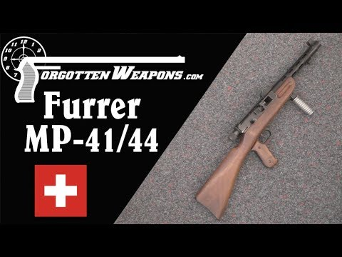Swiss MP-41/44: Adolph Furrer and His Toggle Lock Fascination