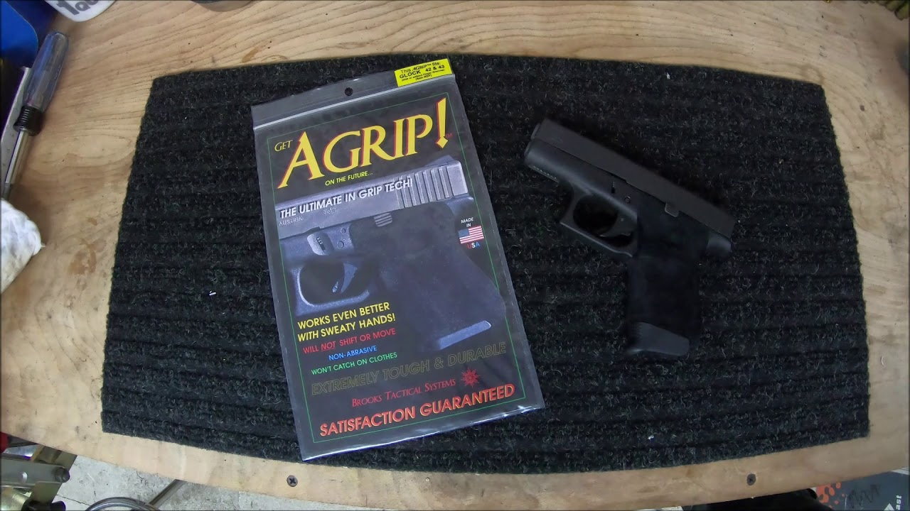 AGrip From Brooks Tactical Systems