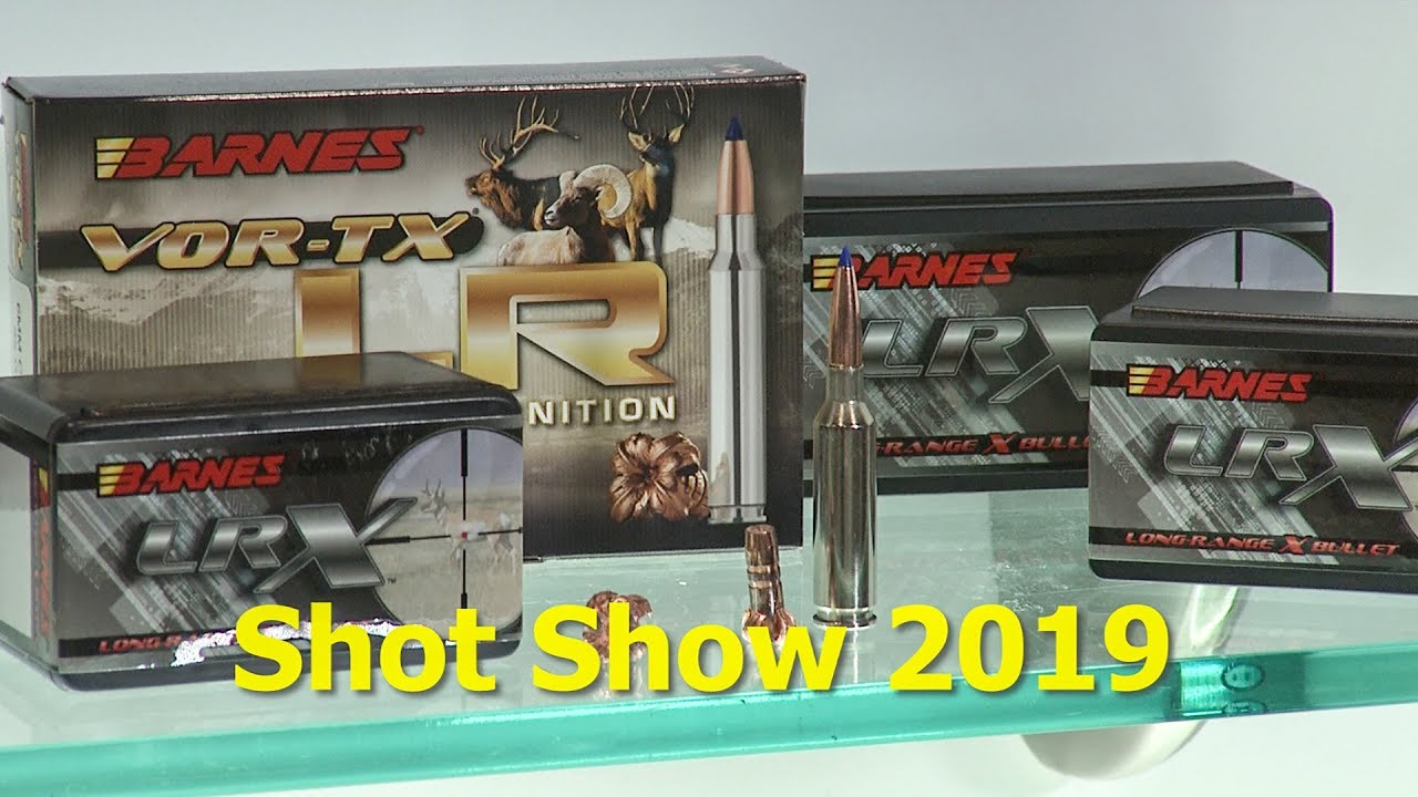 Shot Show 2019: What's new from Barnes  Bullets and Ammuniton