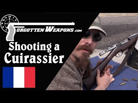 Shooting the Berthier Cuirassier Carbine