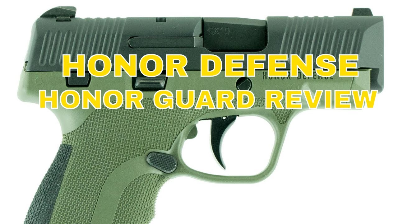 HONOR GUARD SHORT REVIEW