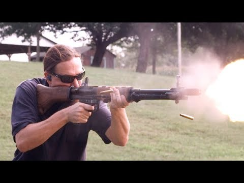 Shooting the FG42: The Hype is Real
