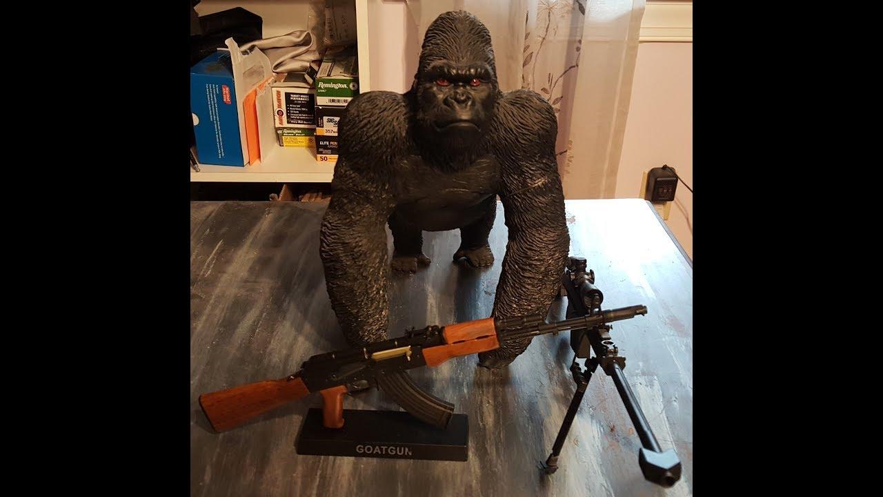 My New AK thank you Gunnwild1