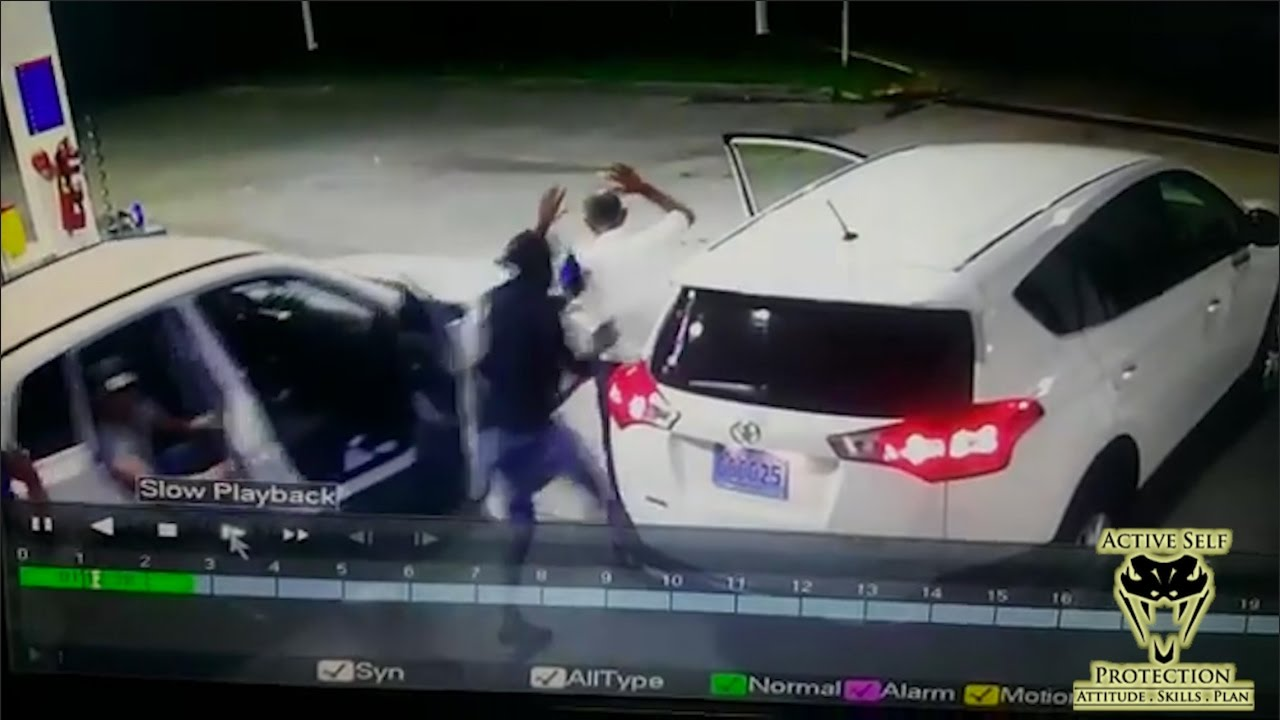 Carjacking Turns Into Kidnapping