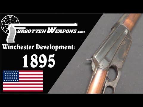 Winchester Lever Action Development: Model 1895