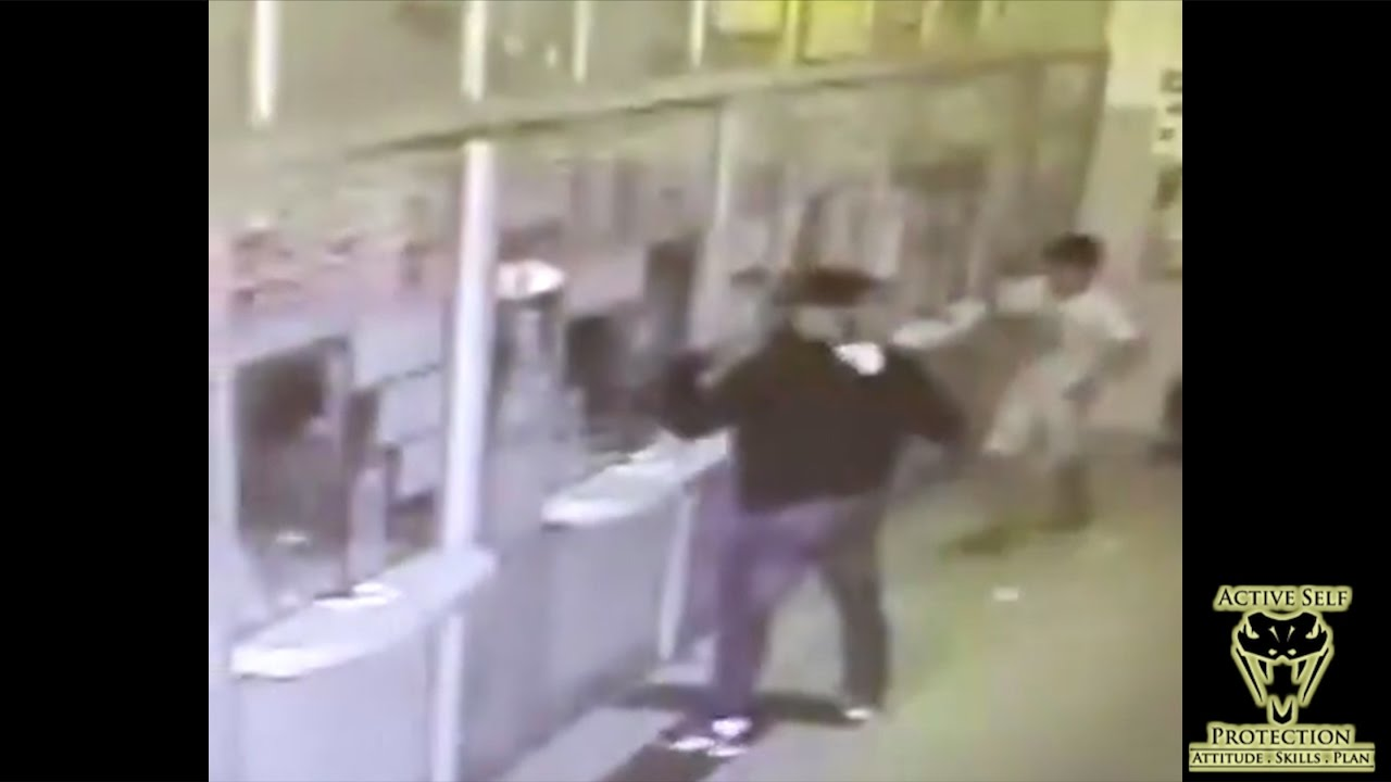 Armed Robber Negligently Shoots His Accomplice | Active Self Protection