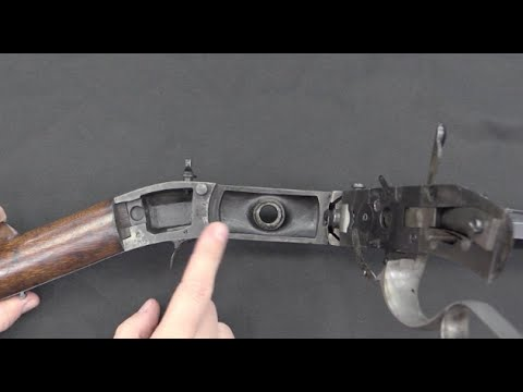 Porter Turret Rifle: Awesome But Dangerous