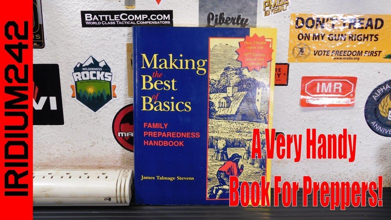 Making the Best of Basics: A Family Preparedness Handbook