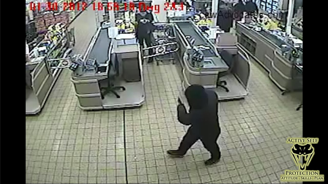 First Ever Wisconsin CCW Defensive Gun Use Caught on Camera