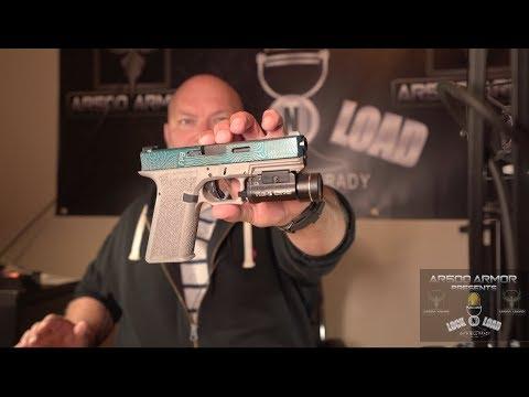 Glock Clone! MAC FP 9 on the Range