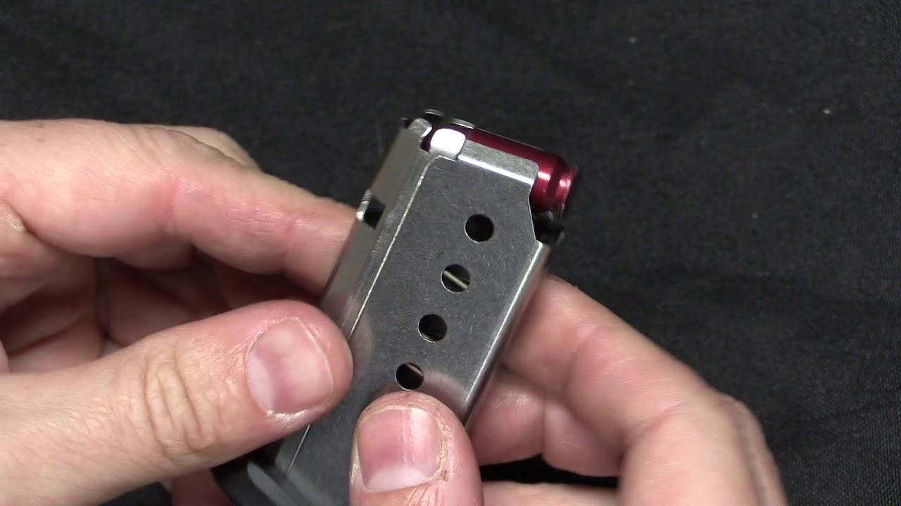 Boberg XR9S & XR45S: The Bullpup Pistols