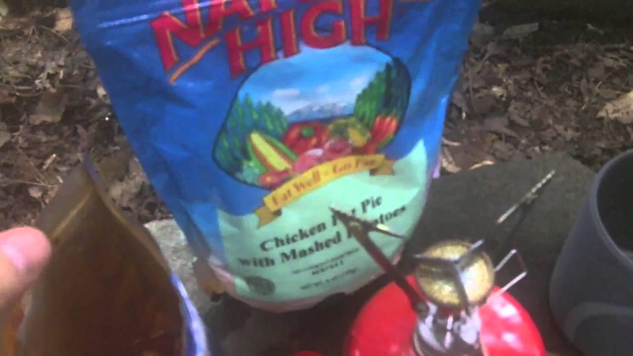 Appalachian Trail Hike Amicalola to Springer Mountain