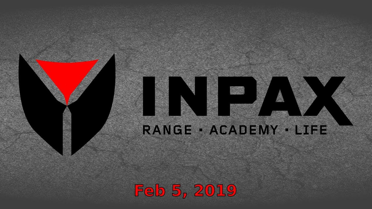 INPAX Action Shoot - Feb 5, 2019