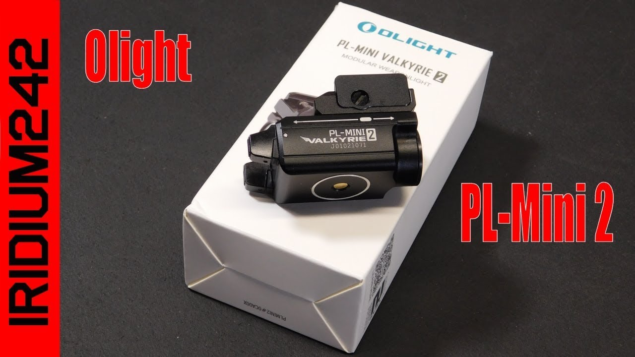 Olight PL Mini 2 And One Day Sale Jan 28th